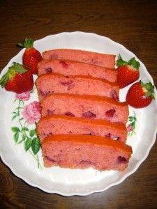Strawberry Amish friendship bread