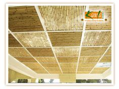 Revestimento em bambu