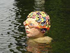 MARTIEN: Keramische zwemsters hebben het nooit koud