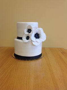 Wedding Cake By Sarau0027s Sweet Bakery Grand Rapids MI