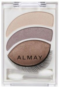 Almay-Eye-Shadow. For Brown eyes. Soft and creamy powder.