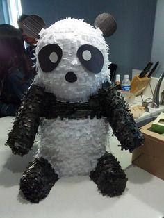 A Panda Pinata