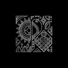 New Bird Illustration Drawing Artworks Artists Ideas Geometric Graphic Design, Geometric Art, Madhubani Art, Madhubani Painting, La Santa Muerte Tattoo, Indian Folk Art, Indian Art Paintings, Tribal Patterns, Bird Illustration