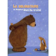 Wally and Mae: BRBRA fastidious rabbit and a slovenly bear make a new Odd Couple on the NorthSouth list. This book should appeal to fans of other classic tales of friendship like Frog & Toad or Ernest & Celestine. Teaching Portfolio, Library Art, Learn German, Lectures, Le Moulin, Forest Animals, Stories For Kids, Book Cover Design, Album