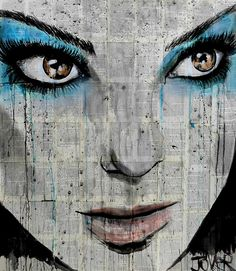 drawing Illustration art painting andrew Loui Jover Cross Connect