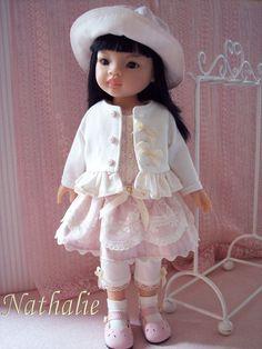 Ensemble Cinq Pièces Compatible Poupée Paola Reina Little Darling OU Similaires | eBay