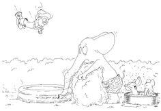 #dive #swimmerproblems #swimmer #swimmerlogic #swimming #Elephant #water #summer