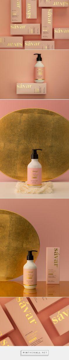 Savar feminine hygiene wash package design by Redfire Simple Packaging, Beauty Packaging, Cosmetic Packaging, Brand Packaging, Brand Identity Design, Design Agency, Branding Design, Creative Advertising, Advertising Design