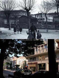 Calle Landazuri 1957-2005