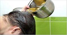 Con solo aplicar este ingrediente su cabello crecerá como loco, todo el mundo pensaba que trae extensio… | Salud con Remedios