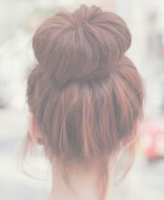The Perfect Bun.
