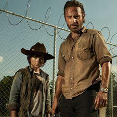 Walking Dead' Boss: Carl Will Grow Up in Season 3 | XFINITY TV ...
