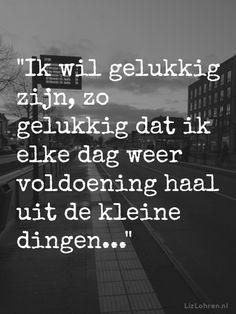 LizLohren.nl *** 365 Dagen Positief ~ De Kleine Dingen *** http://lizlohren.nl/365-dagen-positief-44/