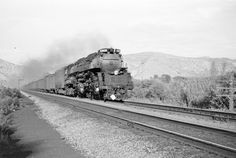 No. 3935 at Weber Canyon, Aug.1946