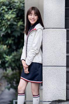 「貴島明日香ゴルフウェア」の検索結果 - Yahoo!検索(画像) Japanese Models, Japanese Beauty, Model Photos, Skirt Outfits, Female Models, Cheer Skirts, Adidas Jacket, Beautiful Women, Yahoo