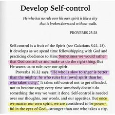 Spiritual Inspiration master self control Faith Quotes, Bible Quotes, Fear Quotes, Godly Quotes, New Energy, Spiritual Inspiration, Bible Scriptures, Trust God, Word Of God