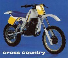 1984 Husqvarna 500 XC Cross Country | by Tony Blazier