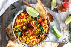 Quick Easy Vegan, Vegan Recipes Easy, Chili Con Tofu, Eat This, Vegan Soups, Chana Masala, Soups And Stews, Curry, Veggies