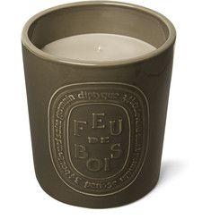 Diptyque - Feu de Bois Indoor & Outdoor Scented Candle, 1500g