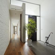温故知新の部屋 玄関