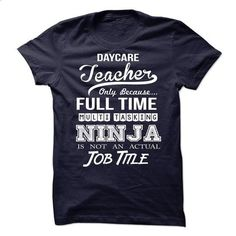 Daycare Teacher - #sweatshirts for women #boys hoodies. ORDER NOW => https://www.sunfrog.com/No-Category/Daycare-Teacher-64260533-Guys.html?id=60505