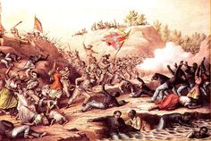 Battle of Fort Pillow - Wikipedia, the free encyclopedia