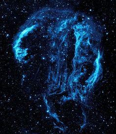 La 'galassia Ufo'  e il triplo tramonto