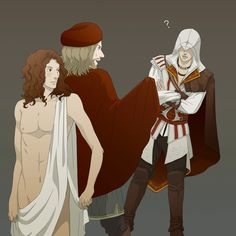 """Salai by *doubleleaf on deviantART Learn more about the romance/relationship between Da Vinci in and his disciple, Salai, in the new book """"The Caprotti Caprotti: A Study of a Painter Who Never Was,"""" available NOW by Marsilio Press at Rizzoli! art, art history, Italian Renaissance"""
