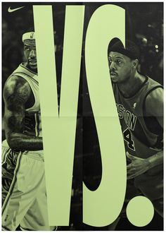 Nike Versus, Campaign Poster - Hort