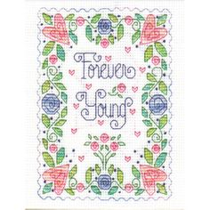 Forever Young - free pattern