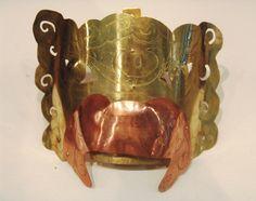 """""""Lion"""" (mask)- Debrianna Phillips- Age: 17- Amundsen High School- Spring 2013-"""