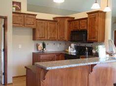 rustic alder kitchen cabinets - Google Search