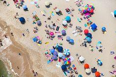 The Best Of Beach Art | theglitterguide.com