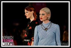 Super Queenie Retro at Norwich Fashion Week.