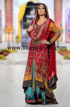 Latest HSY bridal collection 2014