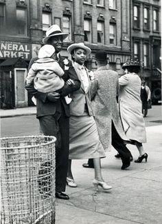 Vintage New York, Mode Vintage, Vintage Ads, Fosse Commune, Tres Belle Photo, Photos Originales, American Photo, Vintage Black Glamour, Black Families