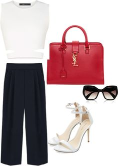 Work chic must have
