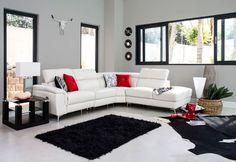 Omega corner lounge suite.