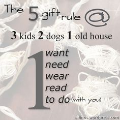 Our 5 Step Christmas gift rule and also 60(ish) Gift Ideas For Your Kids This Christmas - All South African! #buylocal