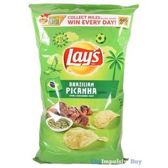 REVIEW Lay's Brazilian Picanha Potato Chips ❤ liked on Polyvore featuring home and kitchen & dining