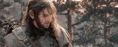 Hair on fleek Hobbit Films, Aidan Turner, Thranduil, Kili, Middle Earth, Lord Of The Rings, Tolkien, Lotr, The Hobbit