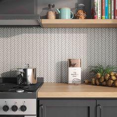 New Kitchen, Kitchen Decor, Kitchen Ideas, Green Kitchen, Kitchen Designs, Country Kitchen, Herringbone Backsplash, Cool Kitchens, Kitchen Remodel