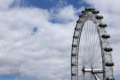 London print London Eye modern wall art London by ParisDecorPrints