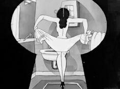 vintagegal:  Flip the Frog - Room Runners(1932)