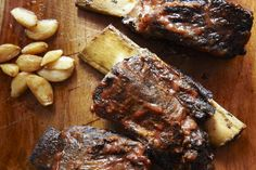 Scrumptious Short Ribs on the Grill