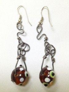Bullseye Earrings