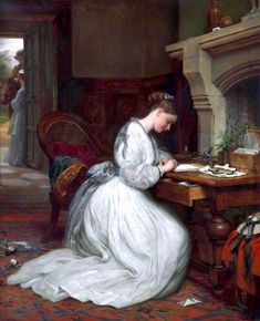12 Letter-Writing Rules For Victorian Ladies