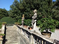 Gardens at Villa Torrigiani--one of the places we visit during my #ItalyRetreatForWomen near Lucca
