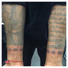 Ekpo Esito Blog: Kanye West tattooed birthdates of his mother and d...