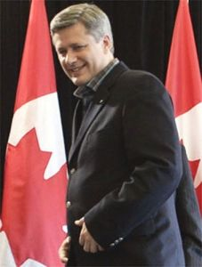 Following Stephen Harper's record of lies